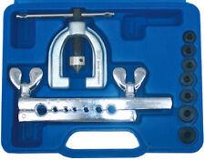 Kraftmann Werkzeug  Doppel-Bördelgerät, 9-tlg. Doppelbördelgerät