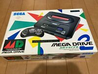 Sega MegaDrive 2 Console HAA-2502 with BOX and Instruction, 1 Game