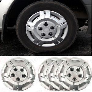 """16"""" TO FIT IVECO DAILY WHEEL TRIMS DEEP DISH TRIMS HUB CAPS DOMED COMMERCIAL"""