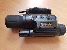 Dig. Nachtsichtgerät mit Foto- und Videofunktion TECHNAXX TX-73 Fernglas