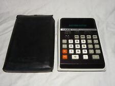 Table Ordinateur Casio 121-mr Electronic Calculator Calculatrice rar