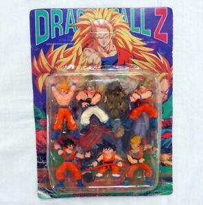 DRAGON BALL Z PVC figures vintage