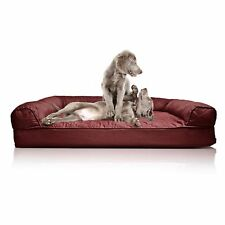 """Jumbo XL Bed for Large Dog Orthopedic Mattress with Removable Cover 44x35x10.5"""""""