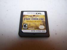 Fire Emblem Shadow Dragon Nintendo DS Lite DSi XL 3DS 2DS Game