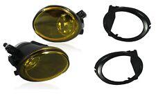 Klarglas Nebelscheinwerfer HB4 Gelb Glas Paar für BMW E46 E39 M3 M5 für M Tehnik