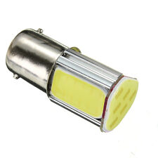 BA15S COB SMD LED 1156 White Indicator Turn Signal Reverse Light Bulb Globe