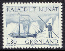 Greenland Single Stamps