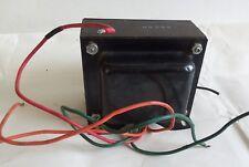 100 Watt Audio Output Transformer NOS Faraday  #50269 Teletalk Webster NOS OEM