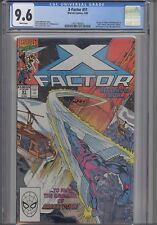 X-Factor #51  CGC 9.6 1991 Marvel Comic: New Frame