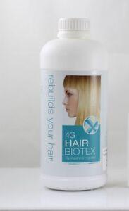 Kashmir Keratin 4G HAIR Organic Smoothing Treatment FORMALDEHYDE FREE 1 Liter