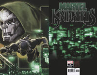 MARVEL KNIGHTS 20TH #4 ANDREWS CONNECTING MARVEL COMICS BLACK PANTHER