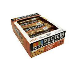 Protein Bar Crunchy Peanut Butter 12 Bars