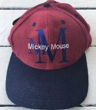 Vintage Mickey Mouse Disney Baseball Cap  Hat 90s