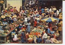 CP Guadeloupe - Pointe-à-Pitre - Le marché Saint-Antoine
