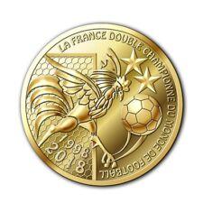 Jeton souvenir Monnaie de Paris 2018 - Coupe du monde de football / Victoire