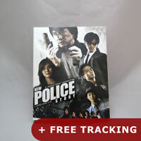 New Police Story .Blu-ray Limited Edition / Jackie Chan