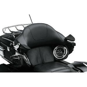 Kuryakyn Stealth Passenger Armrests 97-13 Harley Touring 8958