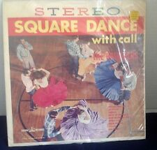 Vintage: The Rounders Square Dance With Call Crown LP Vinyl Record