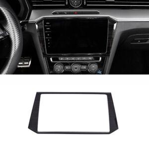 For VW Volkswagen Passat B8 2015-2018 Dashboard GPS Navigation Frame Trim 1pcs