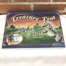 New! Treasure Trot The Bella Sara Board Game Sealed