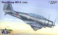 Valom Models 1/72 NORTHROP BT-1 1942 Dive Bomber