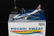 """JAS A300-600 Reg:JA8562 """"Pocari Sweat"""" JC Wings 1:200 Diecast Models XX2542"""