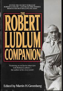 The Robert Ludlum Companion  (1993, Paperback) Bantam OOP