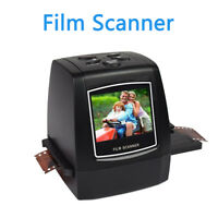 35mm Negative Slide Film Scanner Slide Viewer Photo Digitizer 5MP Image Sensor