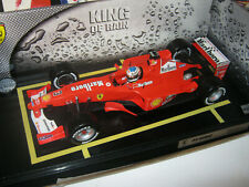 1:18 FERRARI F2000 M. Schumacher 2000 King of rain full tabacco OVP 50909