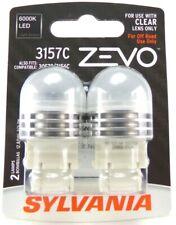 2 X Sylvania ZEVO™ LED Lights, 3157C White 6000K SUPER BRIGHT, 3057C & 3156C NIP