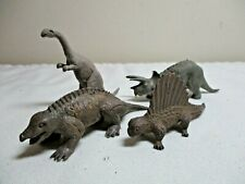 Vintage 1950s-60s Dinosaur Lot For Marx Play Sets