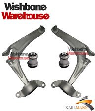 Fits HONDA CIVIC MK8 06-12 FRONT LOWER SUSPENSION CONTROL WISHBONE ARMS & BUSHES