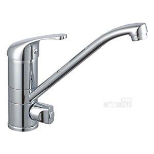 Spültisch Armatur mit Spülmaschinenanschluss Geräteanschluss Küche Wasserhahn
