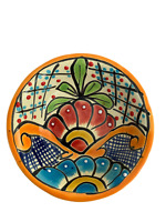 Colorful Decorative Mexican Style Fiesta Bowl - Mexican Fiesta Tableware