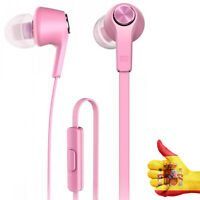 AURICULARES XIAOMI MI IN EAR HEADPHONES BASIC ROSA