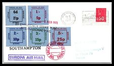 GP GOLDPATH: FRANCE COVER 1971 AIR MAIL _CV557_P07