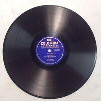 "Serenade / Reverie 10"" 78RPM Record Walter Gieseking ShopVinyls.com Piano Solo"
