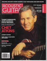 ACOUSTIC GUITAR Magazine MARCH 2018 TOMMY EMMANUEL JOHN KNOWLES STEVE WARINER