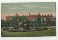 Houghton Le Spring The Rectory Co Durham 1908 Gem Postcard 311c