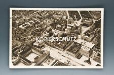 Ansichtskarte FLUGZEUGAUFNAHME von MÜNCHEN um 1926