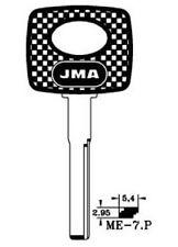JMA Key Blank – Mercedes ME-7.P