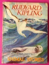 Rudyard Kipling Animal Stories Limited Edition illustrated by Stuart Tresilian
