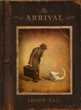The Arrival by Shaun Tan BOOK Graphic Novel