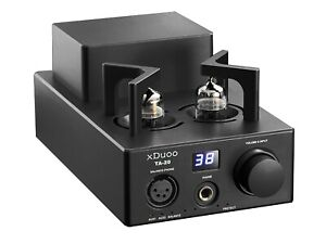xDuoo TA-20 High Performance Balanced Tube Headphone Amplifier 2000mW
