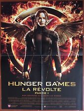 Poster Hunger Games the Revolt Mockingjay Jennifer Lawrence 40x60cm