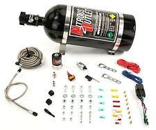Nitrous Outlet Universal Diesel Single Nozzle Dry System (10lb Bottle)