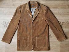 Men's CAMEL ACTIVE Brown Corduroy Jacket/Blazer, Size 102