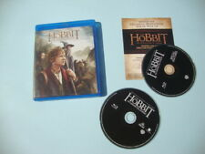 The Hobbit: An Unexpected Journey (Blu-ray Disc, 2013, 2-Disc Set)