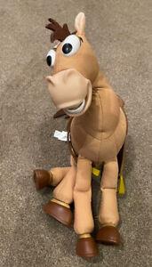 Thinkway Toys Toy Story Bullseye Vibrating Talking Sounds Disney Pixar Horse