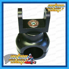 GO KART WATER PUMP MOUNT BRACKET CLAMP UNIT FOR 28 30 & 32MM CHASSIS FREE DEL